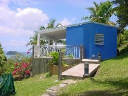 Maison 2 personnes Deshaies - location vacances  n°6206