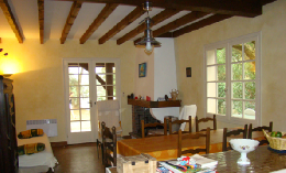 Maison Seignosse - 8 personnes - location vacances  n°6245