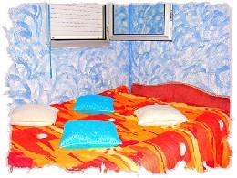 Appartement Cannes La Bocca - 4 personnes - location vacances  n°6287