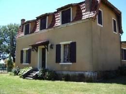 House Saint Georges De Montclard - 8 people - holiday home  #6293