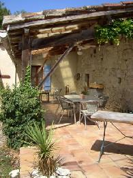 Maison Bassac - 2 personnes - location vacances  n°6304