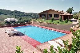 Maison Carnaiola - 10 personnes - location vacances  n°6374