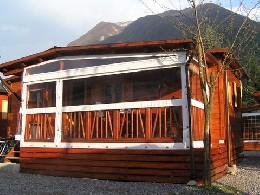 Chalet 5 personen Porlezza - Vakantiewoning  no 6490