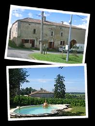 Maison 6 personnes Bergerac - location vacances  n°6504