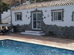 Chalet Malaga - 6 people - holiday home  #6522