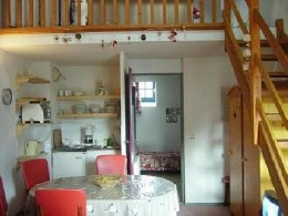 Appartement 6 personnes Sainte Marie De Campan - location vacances  n°6541