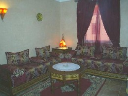 Appartement Marrakech - 4 personen - Vakantiewoning  no 6545