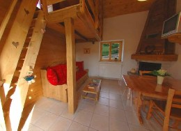Ferme 4 personnes Sirod - location vacances  n°6556