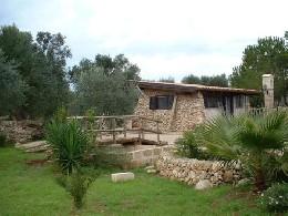 Ferme 2 personnes Maruggio (ta) - location vacances  n°6563