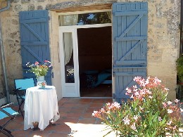 Bed and Breakfast in Romagne for   3 •   access for disabled