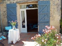 Chambre d'hôtes 3 personnes Romagne - location vacances  n°6639