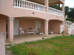 House in Bastelicaccia for   4 •   view on sea