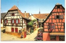 Gite in Beblenheim voor  5 •   binnenplaats