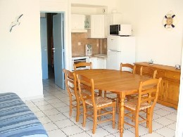 Flat 6 people Biscarrosse Plage - holiday home  #6788