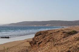Tamraght -    vue sur mer