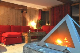 Chalet Les Ménuires - 15 people - holiday home  #6811