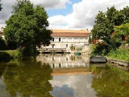 Gite Bassac - 8 personnes - location vacances  n°6845