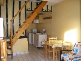 Gite in Lillebonne voor  3 •   binnenplaats