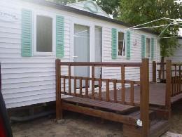 Mobil-home 8 personnes Saint Cyprien - location vacances  n°6945
