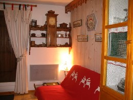 Flat Alpe D'huez - 4 people - holiday home  #6955