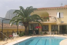Chalet in Polop de la marina for   10 •   with private pool