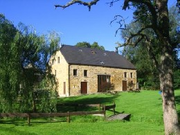 Gite 16 personen Sprimont Ogné Ardennes Belges - Vakantiewoning  no 7129