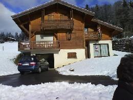 Chalet Bogève - 5 personnes - location vacances  n°7221