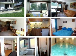 Flat Les Contamines Montjoie - 6 people - holiday home  #7288