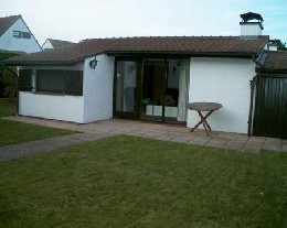 Bungalow in Oostduinkerke for   4 •   animals accepted (dog, pet...)