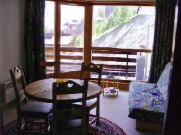 Flat Les Deux Alpes - 6 people - holiday home  #7367