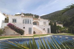 Maison Moraira - 4 personnes - location vacances  n°7406