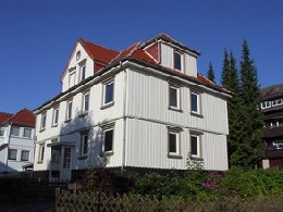 House in Hahnenklee for   12
