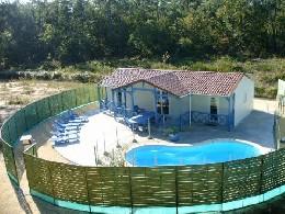 Huis Soulac Sur Mer - 8 personen - Vakantiewoning  no 7436