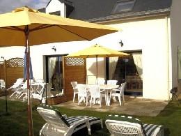 Gite 6 personnes Plougoumelen - location vacances  n°7493