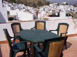 House in Torrox for   4 •   with terrace