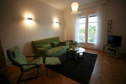 Flat Budapest - 6 people - holiday home  #7520
