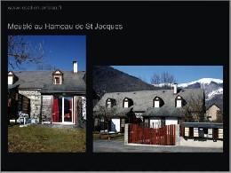Haus in Arreau für  4 •   mit Terrasse