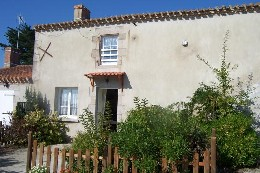 Gite Avrille (le Frêne) - 5 people - holiday home  #7632