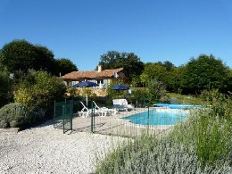 Gite in Belvès / doissat for   20 •   with private pool   #7716