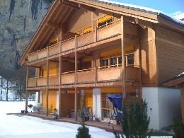 Lauterbrunnen -    access for disabled