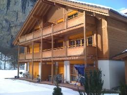 Appartement Lauterbrunnen - 6 personnes - location vacances  n°7751