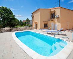Huis in Calpe voor  6 •   met privé zwembad   no 7776