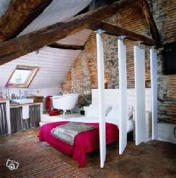 Chambre d'hôtes Nantes - 4 personnes - location vacances  n°785
