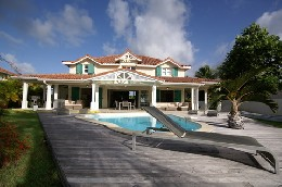 Maison Saint Fran�ois - 12 personnes - location vacances  n�7899