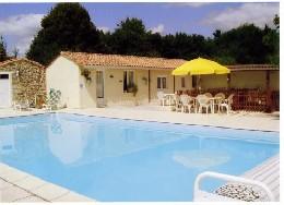 Gite Blanzaguet Saint Cybard - 3 personnes - location vacances  n°7922