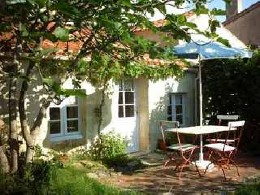 Casa rural Nieul Sur L Autise - 3 personas - alquiler n°8038