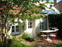 Gite Nieul Sur L Autise - 3 people - holiday home  #8038