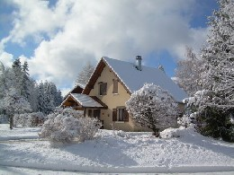 Chalet Le Frasnois - 5 personen - Vakantiewoning  no 8099