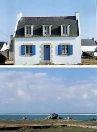 Gite Penmarch - 6 personnes - location vacances  n°8108