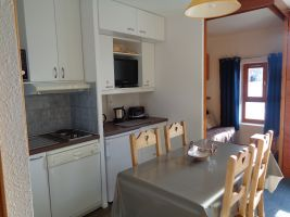 Flat in Les arcs 2000 for   5 •   1 bedroom